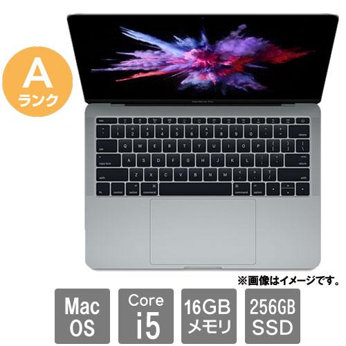 Apple ★中古パソコン・Aランク★C02SX040HV5G [MacBook Pro 13.1(Core i5 16GB SSD256GB 13.3 MacOS)]