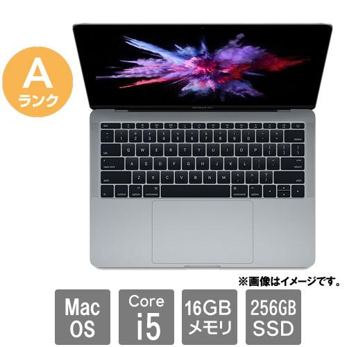 Apple ★中古パソコン・Aランク★FVFWL3HAHV2H [MacBook Pro 14.1(Core i5 16GB SSD256GB 13.3 MacOS)]