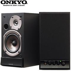 オンキョー GX-D90(B) [パワードスピーカーシステム 15W+15W (ブラック)]