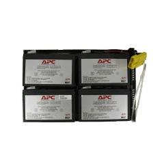 APC RBC24J [SUA1500RMJ2U/SUA1500RMJ2UB交換用バッテリキット]