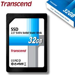 トランセンド TS32GSSD25S-M [32GB/SSD/2.5インチ/MLC/SATA]