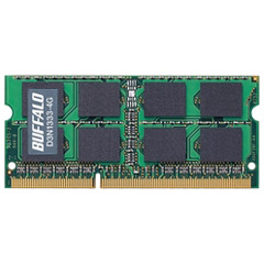 D3N1333-4G [PC3-10600 204Pin S.O.DIMM 4GB]