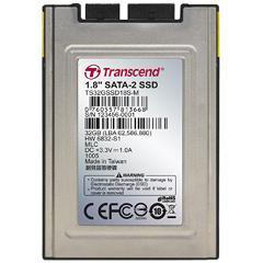 トランセンド TS32GSSD18S-M  [32GB/SSD/1.8インチ/MLC/SATA]