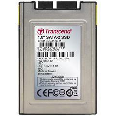 トランセンド TS64GSSD18S-M [64GB/SSD/1.8インチ/MLC/SATA]