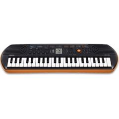 カシオ 電子キーボード 44ミニ鍵盤 SA-76