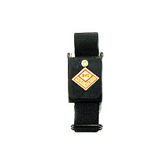 アイ・ビー・エス・ジャパン ML-301C2 [静電防止用コードレス・リスト・ストラップ・バンド 黒色]