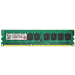 トランセンド TS512MLK72V3N [4GB DDR3 1333 ECC Long-DIMM 240pin CL9 256*8 永久保証]