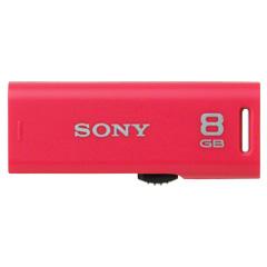 ソニー(SONY) ポケットビット USM8GR P [スライドアップ USBメモリー ポケットビット 8GB ピンク]