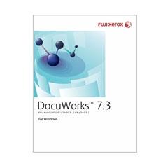 富士ゼロックス SDWA059D [DocuWorks 7.3 日本語版 / CD-ROM]