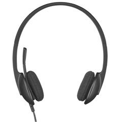 ロジクール USB Headset H340 [ヘッドセット]