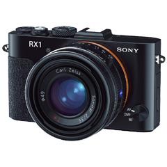 ソニー(SONY) DSC-RX1 [デジタルスチルカメラ Cyber-shot RX1(35mmフルサイズCOMS)]