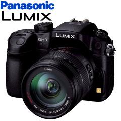 パナソニック LUMIX DMC-GH3H 標準ズームレンズキット ブラック