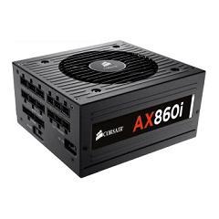 コルセア CP-9020037-JP (AX860i) [80PLUS PLATINUM認証取得 860Wフルモジュラーデジタル電源ユニット]