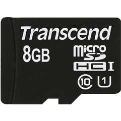 TS8GUSDCU1 [8GB microSDHC Class10 UHS-Iカード]