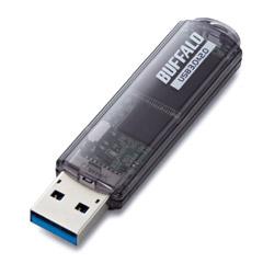 バッファロー RUF3-C8GA-BK [USB3.0対応 USBメモリー スタンダードモデル 8GB ブラック]