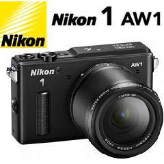 Nikon 1 AW1 防水ズームレンズキット ブラック