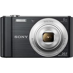ソニー(SONY) DSC-W810/B [デジタルスチルカメラ Cyber-shot W810 (2010万画素CCD/光学x6) ブラック]