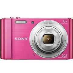 ソニー(SONY) DSC-W810/P [デジタルスチルカメラ Cyber-shot W810 (2010万画素CCD/光学x6) ピンク]