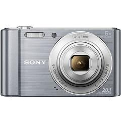 ソニー(SONY) DSC-W810/S [デジタルスチルカメラ Cyber-shot W810 (2010万画素CCD/光学x6) シルバー]