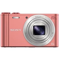 ソニー(SONY) DSC-WX350/P [デジタルスチルカメラ Cyber-shot WX350 ピンク]