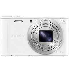 ソニー(SONY) DSC-WX350/W [デジタルスチルカメラ Cyber-shot WX350 ホワイト]