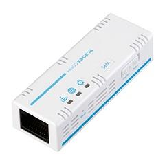 プラネックス MZK-UE450AC [11ac対応 2.4GHz/5Ghz切替式 トラベル無線LANルーター ちびファイ2AC]