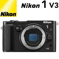 ニコン Nikon 1 V3 ボディ ブラック