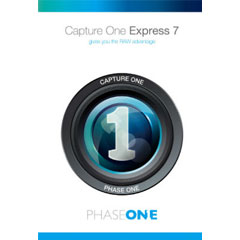 P1 Capture One Express7 Box JP