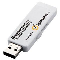 ハギワラシスコム HUD-PUVS304GA1 [セキュリティUSB3.0メモリ(シマンテック)/4GB/1Y]