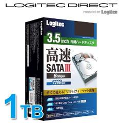 ロジテック LHD-D1000SAK2 [3.5インチ内蔵HDD/1TB/SATAIII]