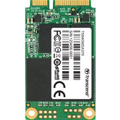 トランセンド TS64GMSA370 [SATA-III 6Gb/s MSA370 mSATA (Premium) 64GB SSD]