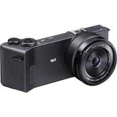 シグマ dp2 Quattro [30mm F2.8(35mm換算45mm相当) 2900万画素 Foveon X3 ダイレクトイメージセンサー搭載]