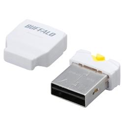 バッファロー(サプライ) BSCRMSDCWH [microSD専用USB2.0/1.1フラッシュアダプター ホワイト]