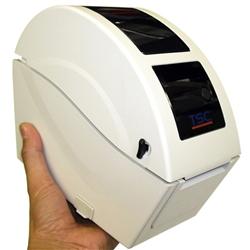 ウェルコムデザイン TDP-225 [サーマルバーコードプリンタ(RTC付)、 200dpi、 2インチ幅、 シリアル/USB兼備]