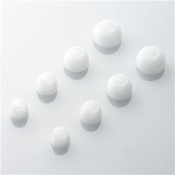 エレコム EHP-CAP10 [カナルタイプヘッドセット用 スペアイヤーキャップ]