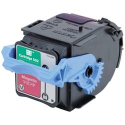 エレコム ECT-CCAT502M [カラーレーザー対応/CRG-502互換品/マゼンダ]