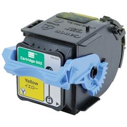 エレコム ECT-CCAT502Y [カラーレーザー対応/CRG-502互換品/イエロー]