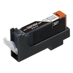 エレコム ECI-C321B [エコリカ リサイクルインク/キヤノン/BCI-321BK対応]