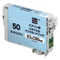 エレコム ECI-E50LC [エコリカ リサイクルインク/エプソン/ICLC50対応]