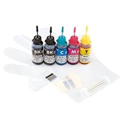 サンワサプライ INK-C320S30S5 [詰め替えインク]