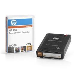 HP(Enterprise) Q2042A [RDX 500GB リムーバブルディスクカートリッジ]