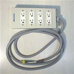アイエスエイ PDU-111 [100V用8口コンセントボックス]