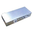 アイエスエイ ラックマウント用コンセントボックス PDU-226 [200V用19インチラック用ラックマウント型コンセントボックス]