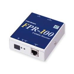 アイネットデバイス FOMA対応通信装置 FPR-100 [FOMAユビキタスモジュール専用アダプタセット対応ルータ]