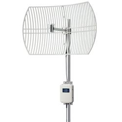 アイコム WaveMaster SB-5100PA [ビル間無線通信ユニット 2.4G・54M パラボラアンテナ]