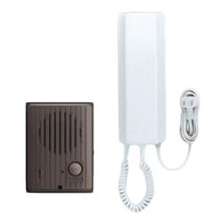 アイホン IES-1AA [受話器型インターホンセット(AC電源プラグ式)]