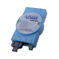 アドバンテック ADAM-6500 ADAM-6521S-AE [シングルモードファイバーポート付5ポート産業イーサネットスイッチ]