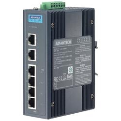 アドバンテック 産業用コミュニケーションEKI EKI-2526PI-AE [5ポート産業用 PoEイーサネットスイッチ]