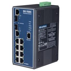 アドバンテック 産業用コミュニケーションEKI EKI-7659C-AE [2ポートギガビットポート付管理型 冗長イーサネットスイッチ]