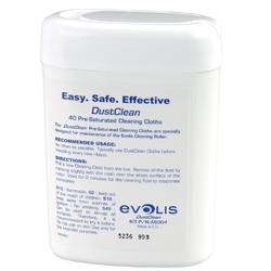 EVOLIS エボリス カードプリンタ用 A5004 A-5004 [クリーニングクロス (バラ・60枚入×5箱)]